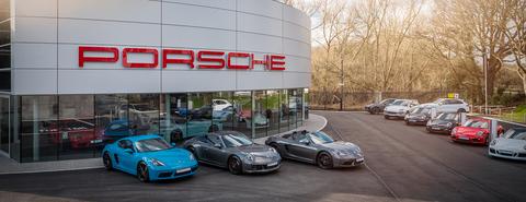 Homepage   Porsche Centre South London